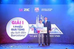 Thương hiệu SK ZIC đến Việt Nam