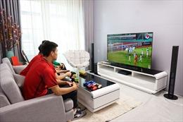 Sony tặng quà đội tuyển Bóng đá Việt Nam