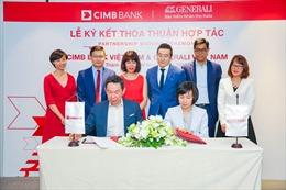 Generali Việt Nam và CIMB Việt Nam hợp tác