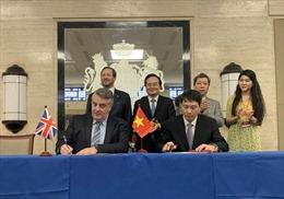 ICAEW ký kết bản ghi nhớ hợp tác với Bộ GD & ĐT