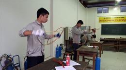Hội thi 'Học sinh, sinh viên giỏi' trường Cao đẳng Điện tử - Điện lạnh Hà Nội