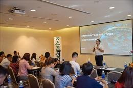 Kaspersky Lab chia sẻ trách nhiệm thúc đẩy an ninh mạng tại Việt Nam