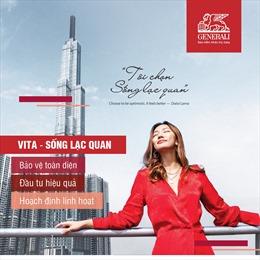 Ra mắt sản phẩm 'Vita – Sống Lạc Quan'