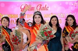 Hạnh phúc là cho và nhận của nữ doanh nhân Minh Nguyệt