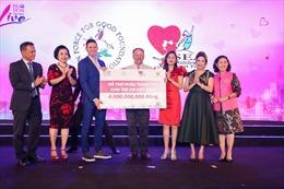 Nu Skin Việt Nam tiếp tục tặng 4,6 tỷ đồng để phẫu thuật tim cho trẻ em Việt Nam