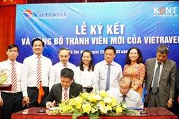 Vietravel phối hợp cùng nhà trường nâng cao chất lượng nguồn nhân lực trẻ