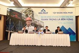 Hòa Phát đặt mục tiêu doanh thu 70.000 tỷ đồng năm 2019