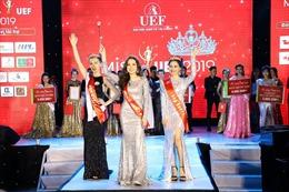 Nữ sinh khoa Luật và Quan hệ Quốc tế đạt giải Miss UEF 2019
