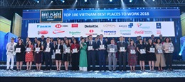 Nestlé liên tục trong Top 3 nơi làm việc tốt nhất Việt Nam