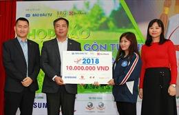 Chính thức khởi động giải golf từ thiện Vì trẻ em Việt Nam
