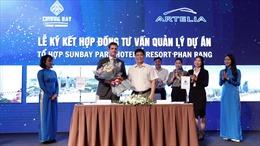 Ký kết thỏa thuận hợp tác xây dựng và quản lý, giám sát tổ hợp nghỉ dưỡng hàng đầu châu Á