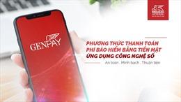GenPay - phương thức thanh toán bằng tiền mặt ứng dụng công nghệ số