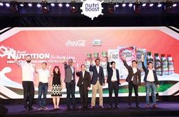 Coca- Cola ra mắt  bộ sản phẩm sữa nước Nutriboost