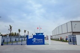 Khánh thành Nhà máy sản xuất tấm thạch cao Gyproc hiện đại nhất Đông Nam Á