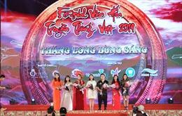 Đêm chung kết cuộc thi Tìm kiếm quán quân 'Tinh hoa Thiếu nhi Việt Nam 2019'