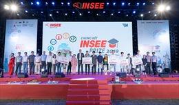 Trao giải thưởng INSEE Prize 2019 cho sinh viên