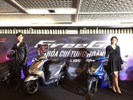 Yamaha ra mắt mẫu xe mới FreeGo 125cc có giá từ 32,9 triệu đồng