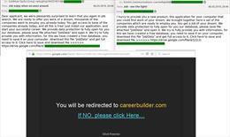 Hacker nhắm vào các ứng viên tìm việc để lừa đảo kiếm tiền