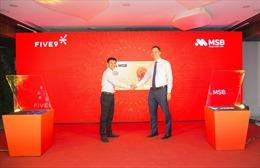 MSB tiên phong ứng dụng trí tuệ nhân tạo khi mở thẻ tín dụng