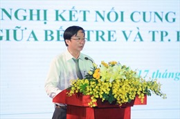 Bến Tre kêu gọi hợp tác đầu tư tại TP Hồ Chí Minh