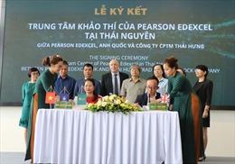Trường học đầu tiên tại Thái Nguyên hợp tác với tổ chức giáo dục hàng đầu của Vương quốc Anh