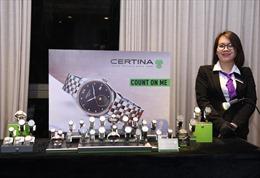 Thương hiệu đồng hồ Certina được phân phối chính hãng tại Việt Nam