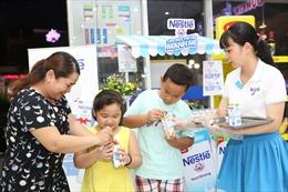 Nestlé Việt Nam ra mắt sữa nước Nestlé Ít Đường uống liền