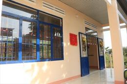 Trao tặng phòng học mới cho hai trường mầm non