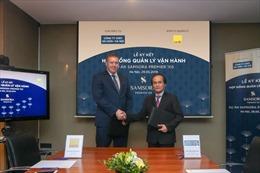 Savills Việt Nam quản lý dự án Samsora Premier 105
