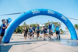 200 người tham gia sự kiện chạy vì môi trường biển tại Quy Nhơn