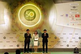 PV GAS lọt Top 50 công ty niêm yết tốt nhất Việt Nam năm 2019 của Forbes