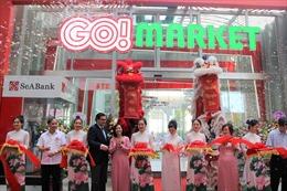 Central Group khai trương Siêu thị GO! Market đầu tiên tại Việt Nam