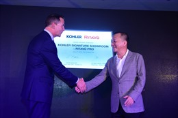 Công ty Kohler khai trương Signature Showroom tại thành phố Hồ Chí Minh