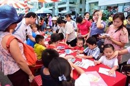 Ngày hội Phú Mỹ Hưng hướng đến trẻ em