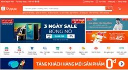 Shopee trở thành kênh tìm kiếm các sản phẩm và thương hiệu yêu thích của người dùng