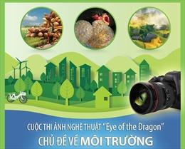 Phát động cuộc thi ảnh 'Eye of the Dragon – Chủ đề về Môi trường'