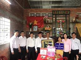 SHB trao tặng 20 căn nhà tình nghĩa cho các gia đình có công
