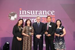 Prudential ghi dấu 20 năm phát triển bền vững tại Việt Nam với ba giải thưởng danh giá