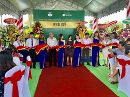 Bình Dương : Khai trương nhà mẫu dự án khu nhà ở thương mại dịch vụ Phú Mỹ