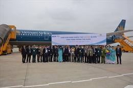 Phát triển cảng hàng không tạo đà cho xứ Thanh bứt phá