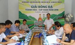 Giải Bóng đá Thanh Hóa – Cúp Huda 2019