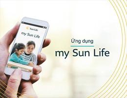 Ra mắt ứng dụng my Sun Life