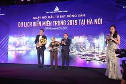 'Ngày hội đầu tư bất động sản du lịch biển miền Trung 2019'