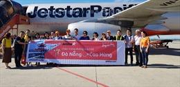Jetstar Pacific khai trương đường bay thẳng Cao Hùng - Đà Nẵng
