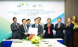 Ecopark hợp tác với tập đoàn Hàn Quốc phát triển dự án khu công nghiệp sạch