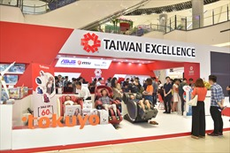 Taiwan Excellence vinh danh 34 thương hiệu công nghệ