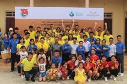 Tập đoàn Mường Thanh khánh thành sân chơi trẻ em từ đồ nhựa tái chế đầu tiên