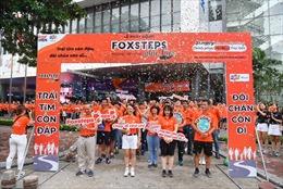 FPT Telecom tổ chức hành trình Foxsteps khuyến khích cộng đồng sống khỏe