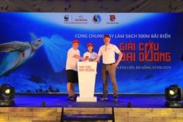 'Giải cứu đại dương', xây dựng cộng đồng không rác thải nhựa