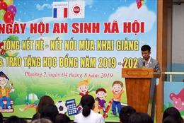 Ngày hội An sinh xã hội và lễ trao học bổng Nguyễn Hữu Thọ